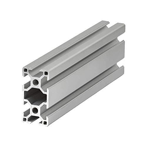 Systemprofil Aluminium Profil 3060 Nut 8 Montageprofil Stangenprofil Strebenprofil Nutprofil Bauprofil 30x60