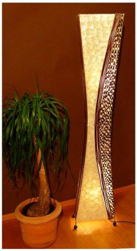 Dekolampe TABANAN - Deko-Leuchte, große Stimmungsleuchte 150 cm