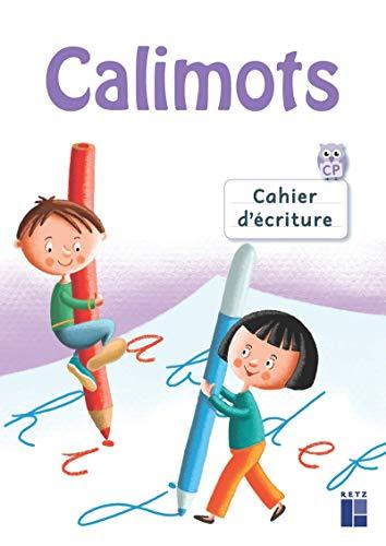 Cahier d'écriture Calimots CP