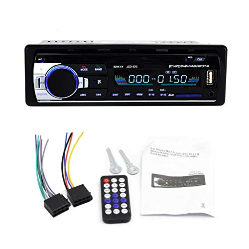 Weishai JSD-520 Autoradio 12 V Autoradio Autoradio Autoradio Autoradio Handy AUX-IN MP3 FM USB Radio Fernbedienung