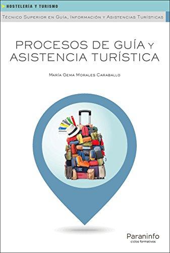 Procesos de guía y asistencia turística