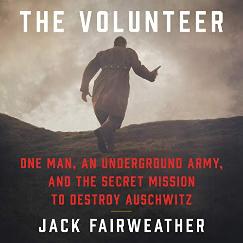 The Volunteer  By  cover art