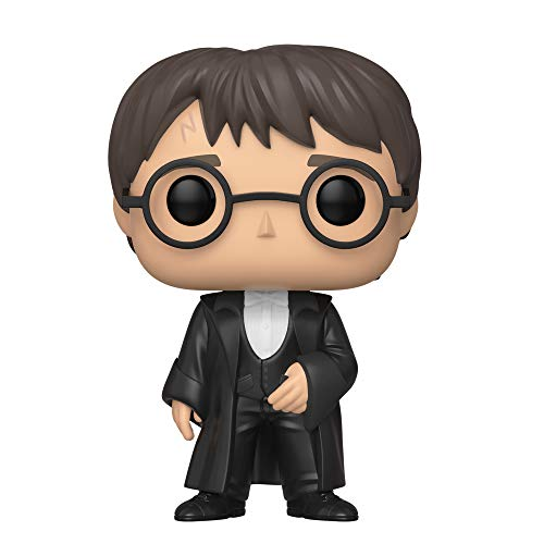 Funko Pop! Figura de Vinilo: Harry Potter S7 - Harry Potter (Yule), Multicolor, Talla Única