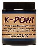 K-POW! Crema humectante exfoliante de 1 paso para la queratosis Pilaris Symptoms 250g
