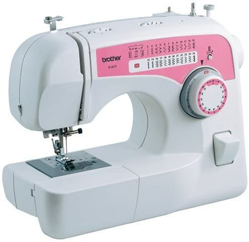 2021 new Brother XL2610 Free-Arm Sewing Machine Stitches with Built-in Spring new work 25