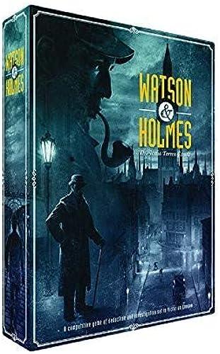 directo de fábrica Watson & Holmes Holmes Holmes - English  las mejores marcas venden barato
