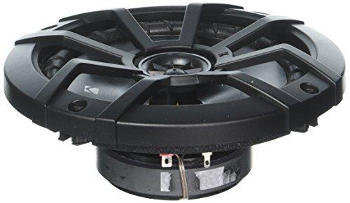 Kicker CSC65 6.5' 2 Way 300W 4 Ohm Coaxial Car Audio Speakers, Pair |...