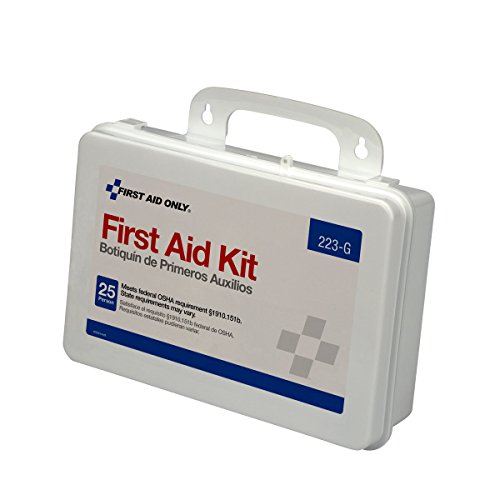 first aid only made first aid kits First Aid Only - 223-G Bulk First Aid Kit with Gasket