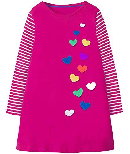 (30% OFF) Girls Cotton Dress $11.89 – Coupon Code