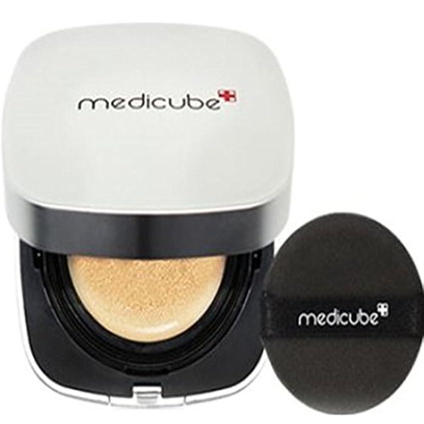 プランター運命的な郵便物[Medicube メディキューブ] レッドクッション - シェード21号ライトベージュ / Red Cushion - Shade 21 Light Beige [並行輸入品]