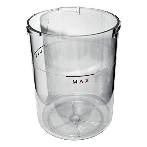 Bicchiere Vaporizzatore professionale in plastica pulizia viso estetica Melcap