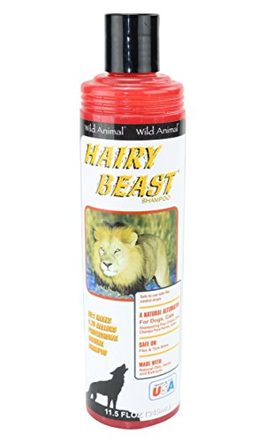 Wild Animal Hairy Beast 50:1 Shampoo 11.7 fl. oz.