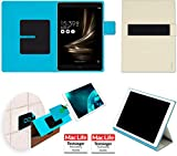 reboon Hülle für Asus Zenpad 3S 10 Z500KL Tasche Cover Case Bumper | in Beige | Testsieger