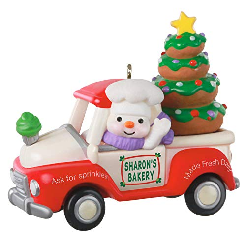 Hallmark Keepsake Christmas Ornament 2020 Year-Dated, Holiday Parade Bakery Truck