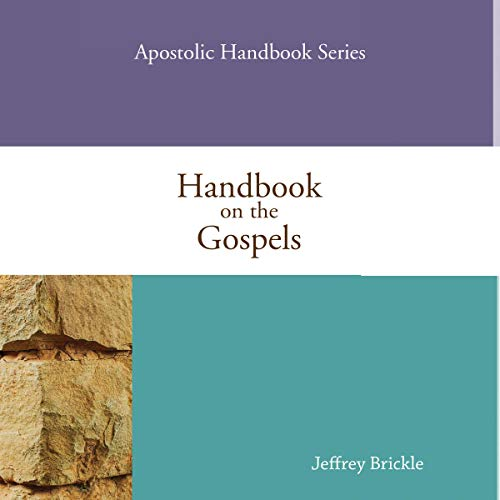 Handbook on the Gospels  By  cover art