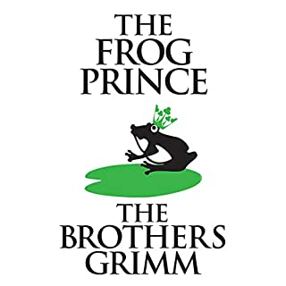 The Frog-Prince audiobook cover art