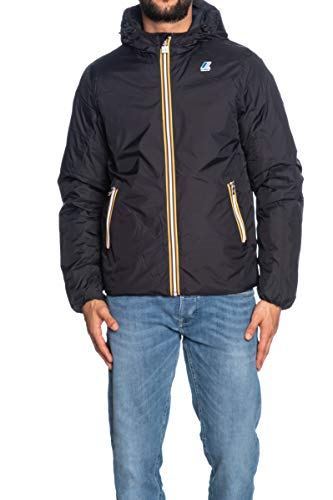K-Way | Jacques Thermo Plus Double, Nero | Kway_K001K40_C50 - L