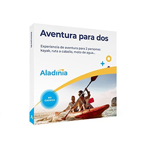 ALADINIA Aventura para Dos. Paquete de experiencias...