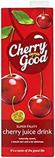 Cherrygood Classic cereza 1L Juice Drink