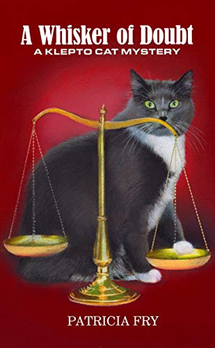 A Whisker of Doubt: A Klepto Cat Mystery