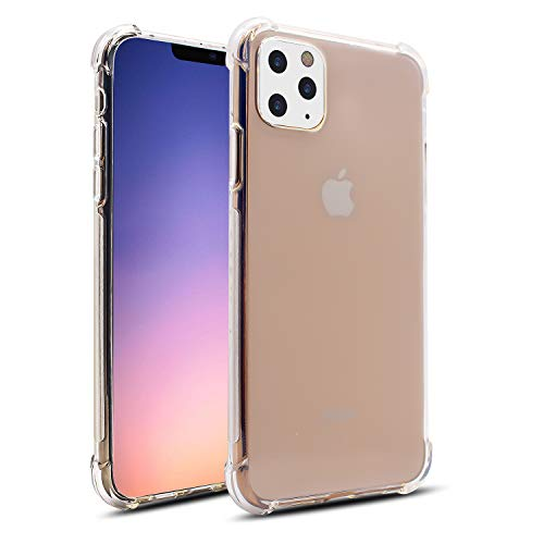 Sckizzle Apple iPhone 11 Case Clear - 2019 5.8 6.1 6.5 - Phone Cover - Accessory - Pro - Max TPU, Thin, Slim, Flexible Gel with The Best Design and Soft Transparent case. Opening for Cable