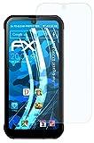 atFolix Schutzfolie kompatibel mit Gigaset GX290 Plus Folie, ultraklare FX Bildschirmschutzfolie (3X)