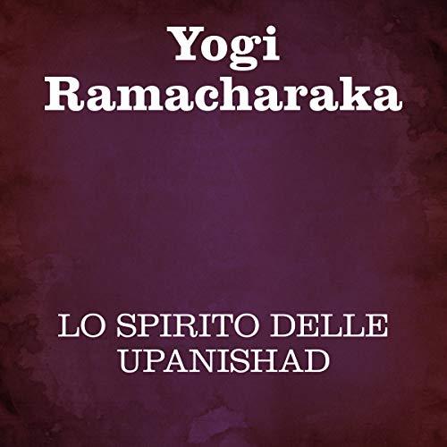 Lo spirito delle Upanishad cover art