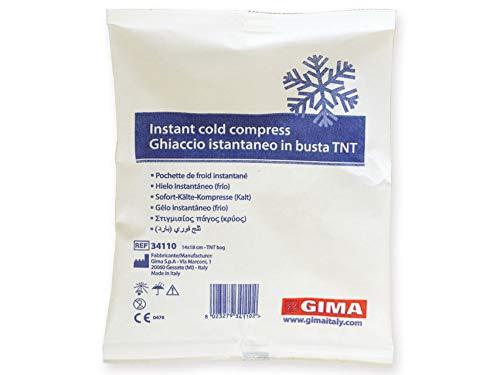 Instant Ice–TNT–14x 18cm Tasche nicht gewebter Stoff (1 Packung mit 25 Säcken)