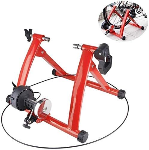 HYL Rodillo Bicicleta,Fluid Bike Trainer Stand Entrenador de bicicletas Soporte Premium Acero...