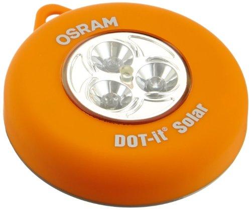 Osram 783 DOT-it Lampada solare, Colore Arancione