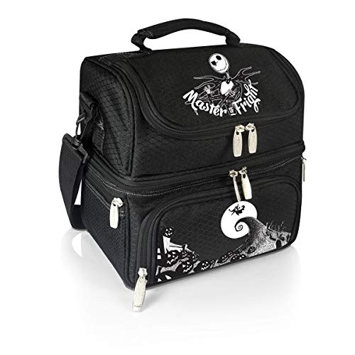 Disney Classics Nightmare Before Christmas/Jack Pranzo Insulated Lunch Tote with Service for One