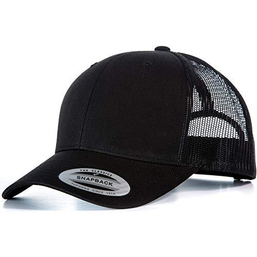 Yupoong special snapback CAP noir vert