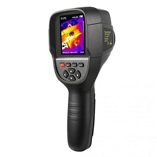 Hti HT-18,Thermal Imaging Camera-Handheld Infrared Camera with Real-Time Thermal Image,Infrared Image Resolution 220 x 160-Temperature Measurement Range -20°C-300°C,IR Thermal Imager