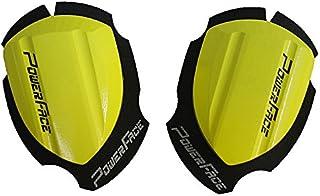 Power Face Holzknieschleifer   Race Neongelb