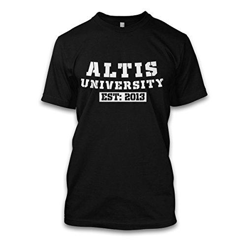 net-shirts T-Shirt mit Altis College...