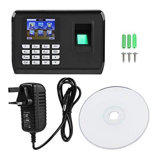Vingerafdrukrecorder, 24-inch TFT-scherm Aanwezigheidsmachine Kloktijdkaart (Verenigd Koninkrijk)