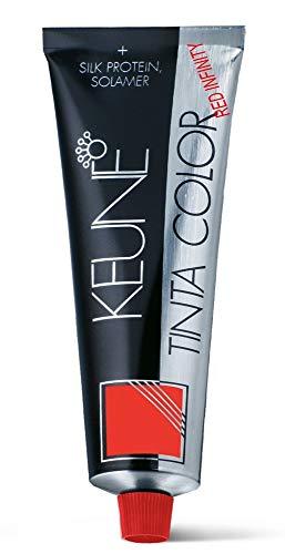 KEUNE TINTA COLOR RED INFINITY 7.46 RI MEDIUM INFINITY COPPER RED BLONDE 2.1 OZ + SILK PROTEIN & UV PROTECTION by Keune