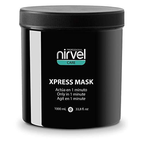 Nirvel Care XPRESS MASK - Mascarilla, actúa en 1 minuto, 1000 ml