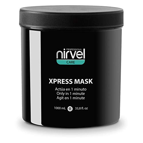 Nirvel Care XPRESS MASK - Mascarilla, actúa en 1 minuto, 1000 ml