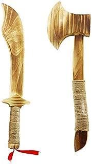 wooden ax