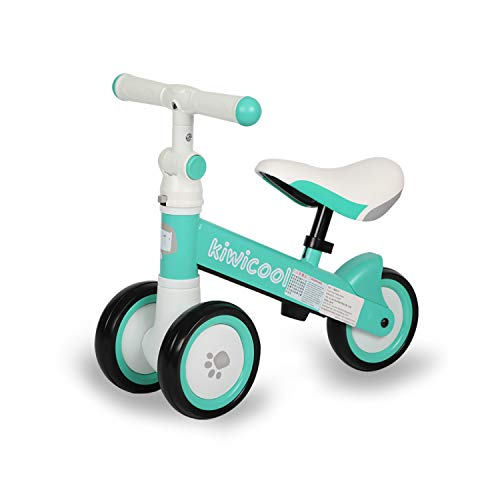 Diroan Baby Balance Bike, Kids Walker Push Bicycle for 1 Year Old Boys Girls, Toddler Bike Riding Toys for 9 Months - 24 Months First Bike Birthday Gift