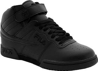 Fila Boy's F13 Sneakers, Black, Big Kid