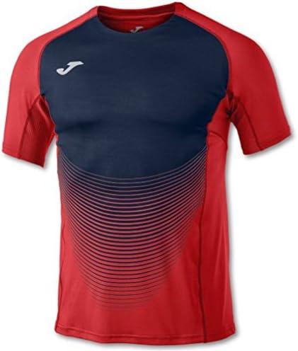 Elite Vi, Camiseta, Rojo-Marino