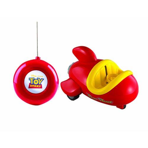 Mattel- Véhicule radiocommandé Toy Story - Pizza Planet