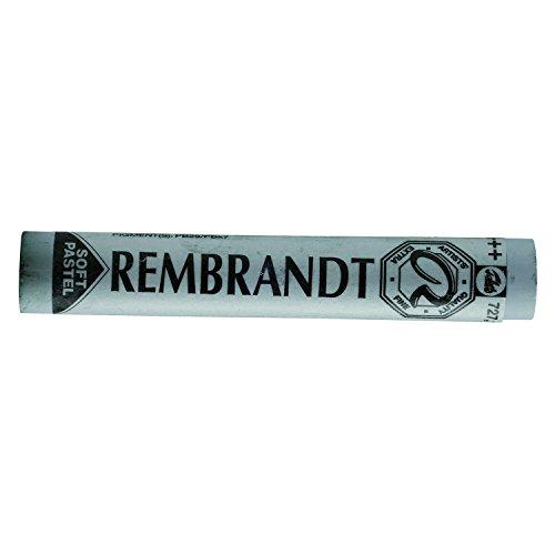 Talens REMBRANDT Soft-Pastell, Einzelpastell, 727 Graublau 10