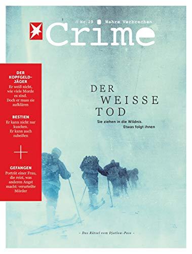 stern Crime - Wahre Verbrechen: Ausgabe Nr. 29 (01/2020)