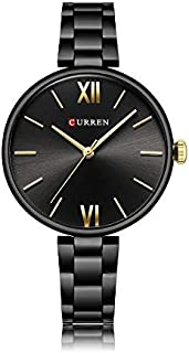Curren Dress Watch For Women Analog Stainless Steel - C9017L-2