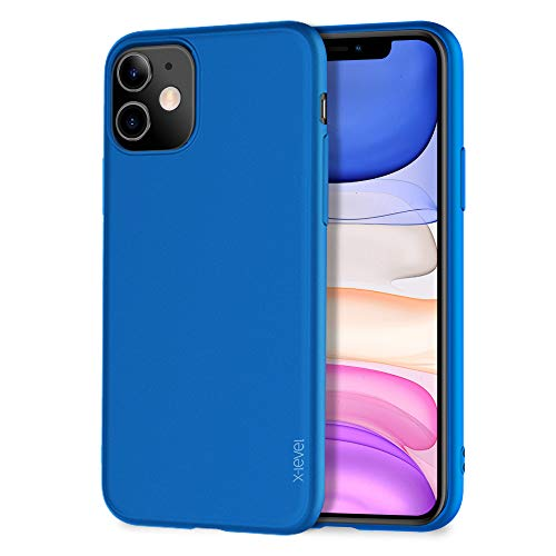 "iPhone 11 Case X-level Slim Fit Soft TPU Matte Surface Ultra Thin Phone Case Lightweight Full Protective Back Cover for Women Compatible Apple iPhone 11 6.1"" (2019 Release)"
