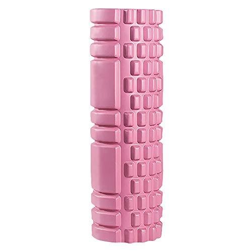 Schaumstoffrollen-Yoga-Säule, Yoga-Säule Pilates-Rollen-Faszienrolle Sportschaumrolle Schaumrolle zur Linderung von Muskelverspannungen / -Druck