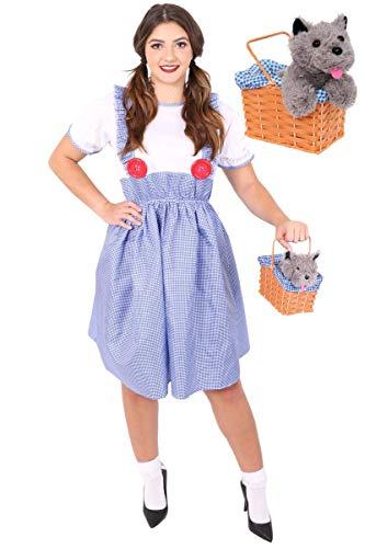 - Dorothy Der Zauberer Von Oz Kostüme